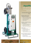 AquaWorker - Automatic Cleaning System- Brochure
