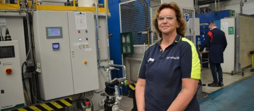 SKF reduces the use of chemicals in the work environment - Case study