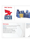 Model 43HS Series - Horizontal Baler Brochure