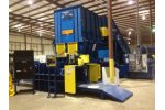 Model WB Series - Wide Box Two Ram Balers