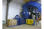 Model 42W Series - Single Ram Horizontal Baler