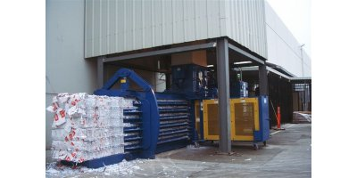 Model 43HS Series - Horizontal Baler