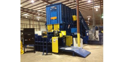Model WB Series - Two Ram Baler