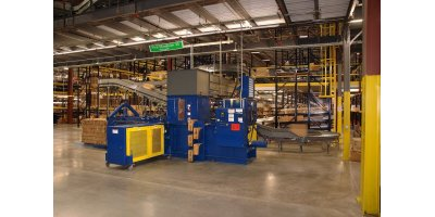 Distribution Centers Balers