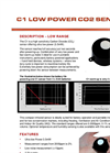 C1 Low Power CO2 Sensor Datasheet