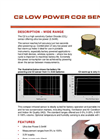 C2 Low Power CO2 Sensor Datasheet