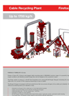Firefox A Turbo Cable Recycling Plant Up to 1700 kg/h - Brochure