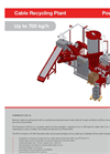 Powercat A Cable Recycling Plant Up to 700 kg/h - Brochure