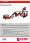 Powerkat B Cable Recycling Plant Up to 1000 kg/h - Brochure