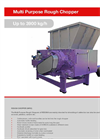 Redoma - Multi Purpose Rough Choppers - Brochure
