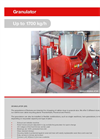 Redoma - Model GR Series - Single Granulator - Brochure