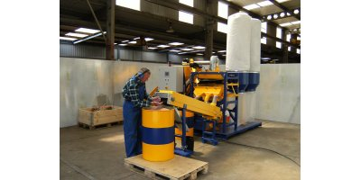 Redoma - Model Thunderhawk A + B - Cable Recycling Plant - Up to 450 kg/h