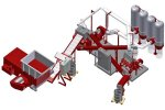 Powercat - Model C Up to 750 kg/h - Cable Recycling Plant