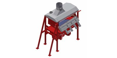 Redoma - Model SE Series - Single Separators - Up to 6000 kg/h
