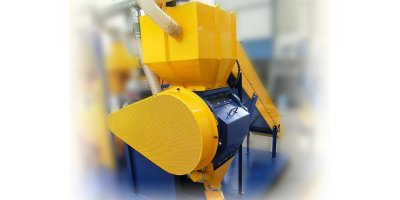 Single Granulator - Up to 1700 kg/h-1