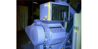 Single Granulator - Up to 1700 kg/h-2