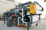 DOYEN - Sludge Treatment Machine