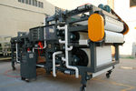 DOYEN - Belt filter Presses for sewage treatment