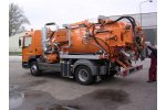CSC 7000 - Combined Sewer Cleaning Truck