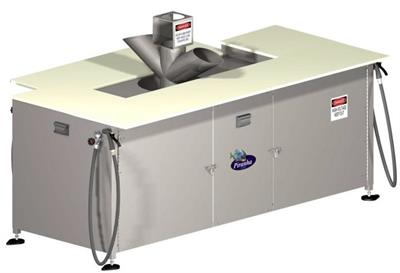 Piranha - Model 6096 - Fish Cleaning and Grinder Station