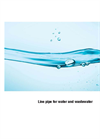 Line pipe for water and waste water Brochure