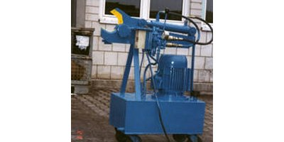 Model Type ES 120/120 - Hydraulic Cable Shear