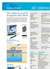 SET-2000 Hi Level/Oil Brochure