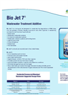 Bio Jet - Model 7 - Non-Hazardous Chemical Brochure