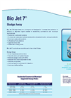 BIO JET - Sludge Away Non-Hazardous Chemical Brochure