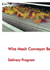 Wire Mesh Conveyor Belts Brochure
