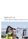 Model City 12 - Suction Excavator- Brochure