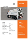 Model ESE 18 - Suction Excavator Brochure