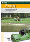 FROG - Rear Mounted Flail Mower Brochure