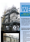 SEI - Model WESP - Wet Electrostatic Precipitator - Brochure