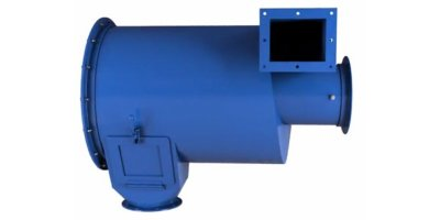 Aerodyne - Model GPC - Ground-Plate (GPC) Cyclone Dust Collector