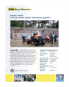 Model 4000 - 3-Hose Wash Water Recycling System Brochure