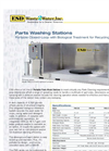 Model PWS-510 - Parts Washing Stations Brochure