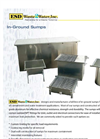 ESD Waste2Water - In-Ground Sump Brochure