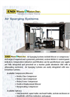 ESD Waste2Water - Air Sparge Systems - Datasheet