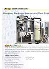 ESD - Model SVE - Compact Enclosed Sparge and Vent Systems Datasheet