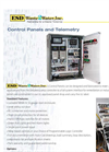 Control Panels and Telemetry Control Systems Datasheet