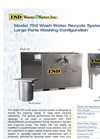 Model 750 - Wash Water Recycle System Datasheet