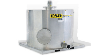 ESD - Liquid and Vapor Phase Carbon System