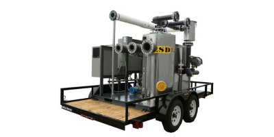 ESD - Soil Vapor Extraction System (SVE)