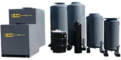 ESD - Vapor and Liquid Activated Carbon Vessels