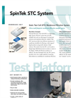 SpinTek - STC - Static Test Cell Lab System