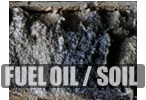 Contaminated Soils with Diesel Fuel and Heating Oils