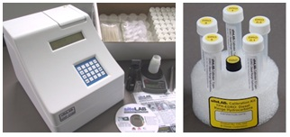 EDRO Calibration Kit - Use with UVF-3100D for Testing Extended Diesel Range Organic Hydrocarbons