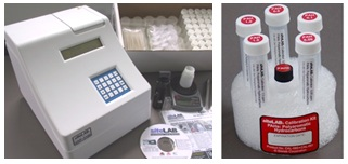 PAH Calibration Kit - Use with UVF-3100D for Testing PAHs and EPH Aromatic Hydrocarbons