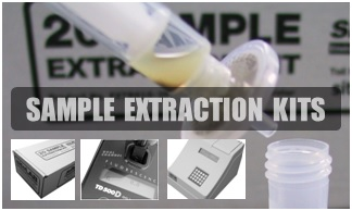Sample Extraction Kits - Use for Testing Soil or Water with TD-500D and UVF-3100D Analyzers